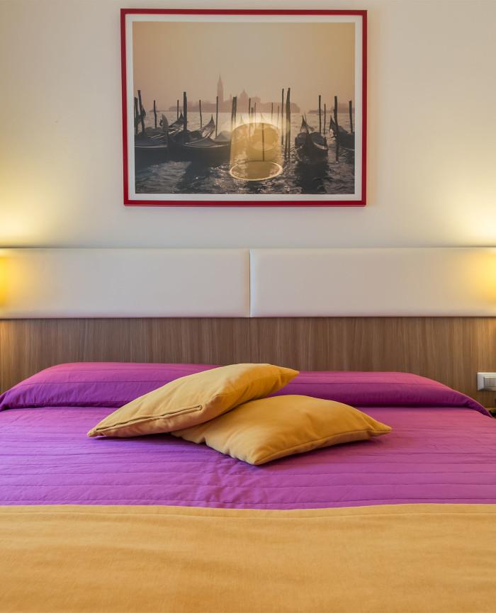 Room double Hotel il Moro di Venezia